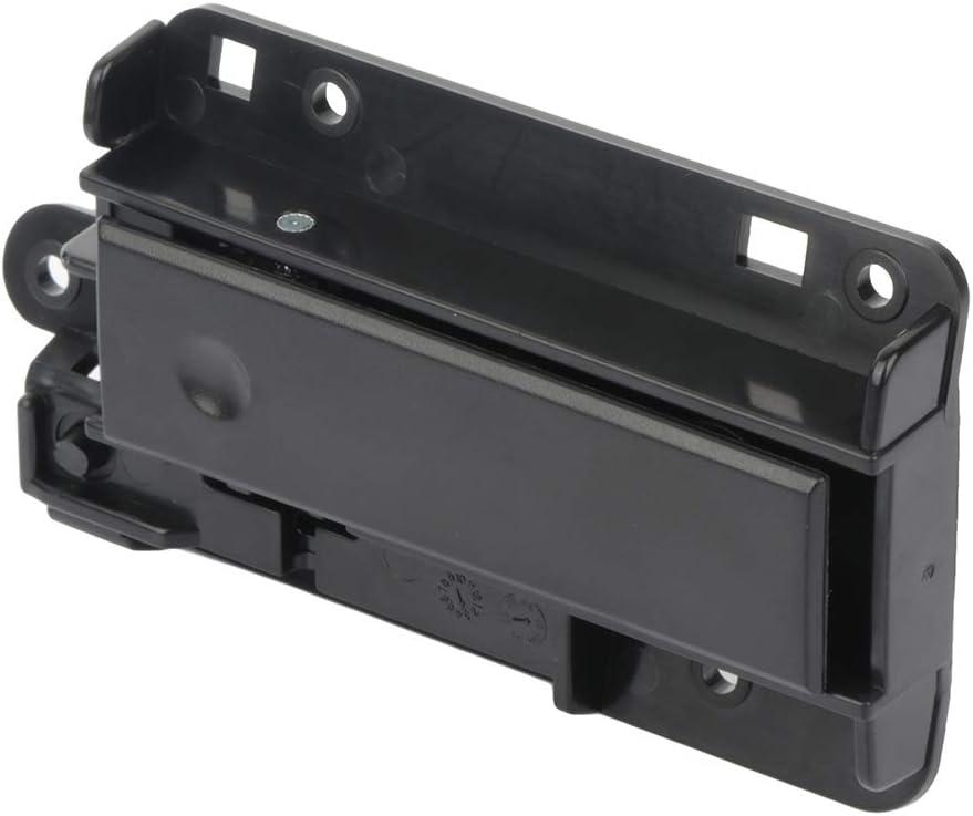 INEEDUP Door Handle Replacement for 2007-2013 for Chevrolet Silverado for GMC Sierra 1500 2500HD 3500HD Glove Box Latch Handle Black