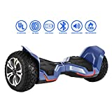 """Best Off Road Hoverboards - NHT All-Terrain 8.5"""" Wheels Off-Road Hoverboard Self Balancing Review"""