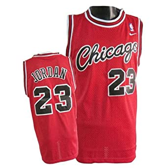 competitive price 6678d b7502 Amazon.com: Michael Jordan 1984 Chicago Bulls Throwback ...