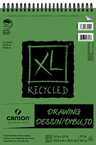 xl recycled drawing pads - 9