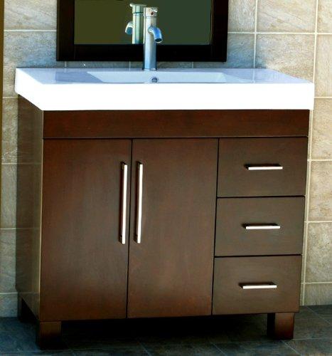 36  Bathroom Vanity Cabinet Ceramic Top Sink Faucet CM1  Amazon com   Industrial   Scientific. 36  Bathroom Vanity Cabinet Ceramic Top Sink Faucet CM1  Amazon