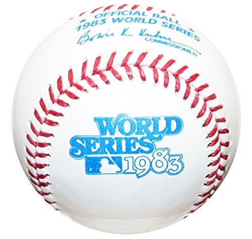Rawlings 1983 World Series Official MLB Game Baseball - Baltimore Orioles