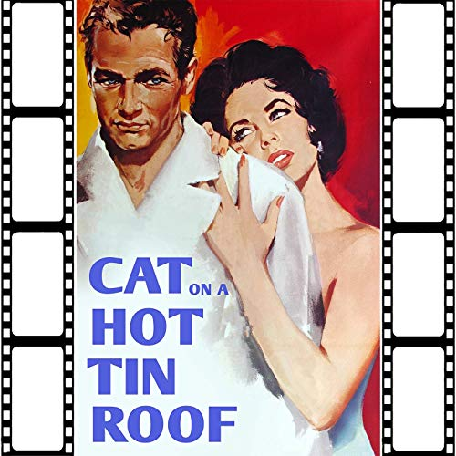 Cat On Hot Tin Roof