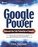 Google Power, Chris Sherman, 0072257873