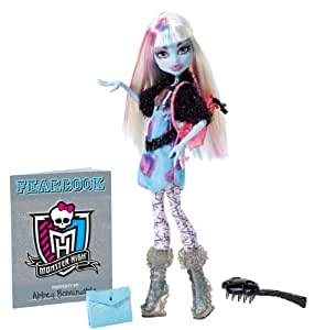 Monster High Picture Day Abbey Bominable Doll