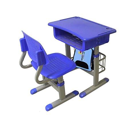 Mesa ergonómica para niños y silla Mesa de estudio de mesa para ...