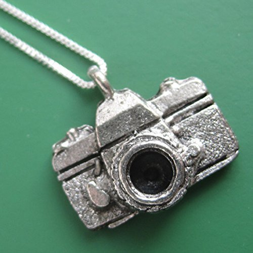 Photographer's Camera Necklace ()