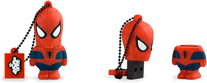 Usb Stick 16 Gb Spiderman Speicherstick Memory Stick Elektronik