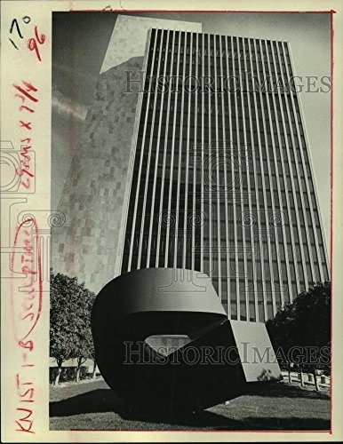 Vintage Photos Historic Images 1978 Press Photo Sculpture on South Mall in Albany, York - tua04603-9.25 x 7 ()