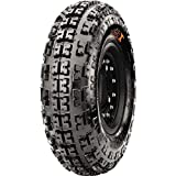 Maxxis Razr XC Cross Country RS07 Tire - Front - 21x7x10 , Position: Front, Rim Size: 10, Tire Application: All-Terrain, Tire Size: 21x7x10, Tire Type: ATV/UTV TM00308100