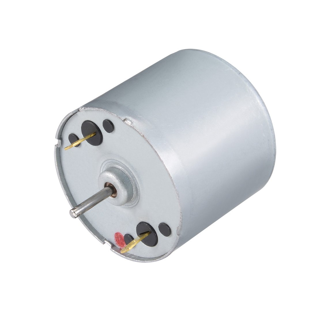 RF-500TB-12560 DC1.5-12V 2700RPM No Load Speed 32mm Diameter DC Motor