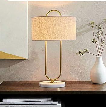 Lámpara de mesa salón decoración del hogar lámpara mantel arte ...