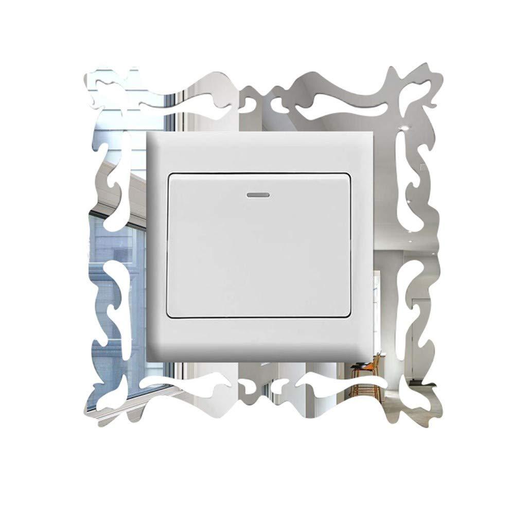 YWLINK 1PC Interruptor De La Etiqueta Engomada DecoracióN para El ...