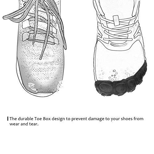 Oranginer Men's Barefoot Shoes - Big Toe Box - Minimalist Cross Training Shoes for Men