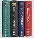 Christopher Paolini Inheritance Cycle 4 Book Set: Eragon, Eldest, Brisingr, Inheritance
