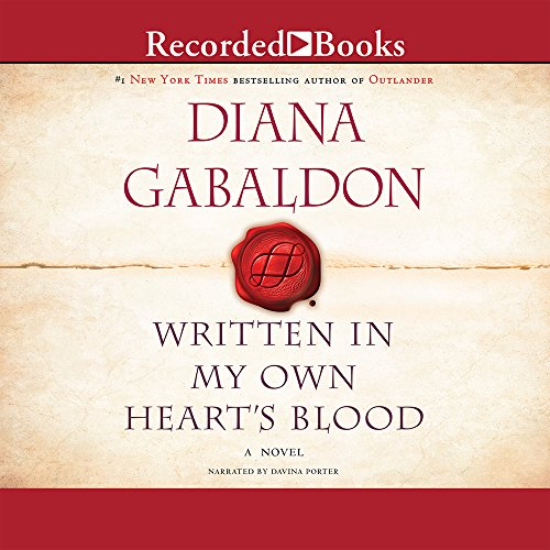 Written In My Own Heart's Blood (The Outlander series) by Recorded Books