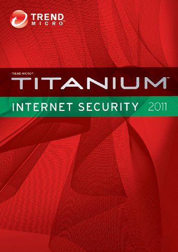 Trend Micro Titanium Internet Security 2011 - 1 User [Download] [OLD VERSION]