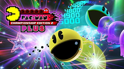 PAC-MAN CHAMPIONSHIP EDITION 2 PLUS - Nintendo Switch [Digital Code] by Bandai