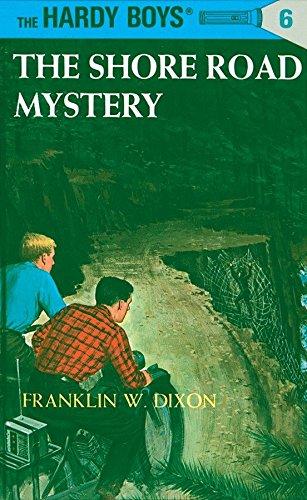 The Shore Road Mystery (Hardy Boys #6) (Hardy Boys Box Set)