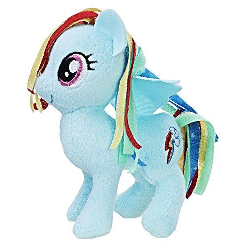MLP SMALL PLUSH RAINBOW DASH]()