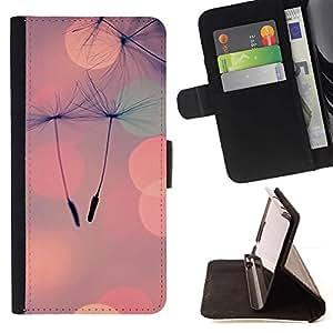 Momo Phone Case / Flip Funda de Cuero Case Cover - Semillas Peach Amor de primavera y verano - Samsung ALPHA G850