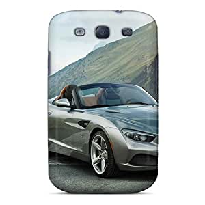 Hot Tpye Bmw Zagato Roadster Concept 2012 Case Cover For Galaxy S3