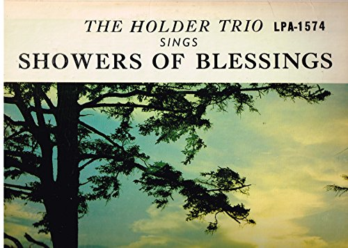 Showers of Blessings -- Christian Music -- Vinyl LP Record ()