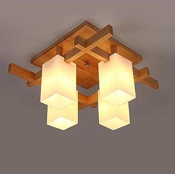 Cdbl -Deckenleuchte Nordic Wohnzimmer Lichter einfache kreative LED ...