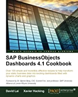 SAP BusinessObjects Dashboards 4.1 Cookbook Front Cover
