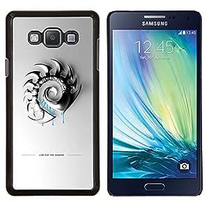 Stuss Case / Funda Carcasa protectora - Live For Swarm - Samsung Galaxy A7 A7000