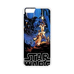 Star Wars iPhone 6 Plus 5.5 Inch Cell Phone Case White DIY Gift xxy002_0374768