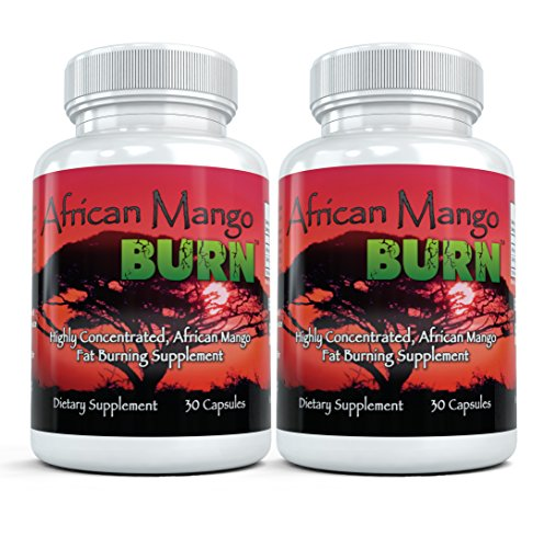 African Mango Burn Bottles Supplement product image
