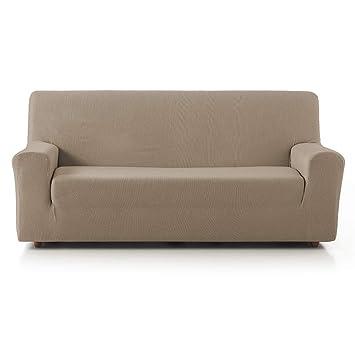 Nueva Textura Fundas Sofa.Promopack 3 2 Duo Fundas De Sofa Elastica Rustika Basic Home By