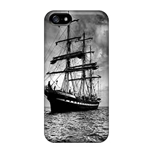LRu32042kfpY Faddish Ship In Dark Cases Covers For Iphone 5/5s