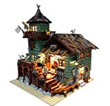 Brick Loot Old Fishing Store Lighting Kit for Your Lego Set 21310 Lego Set NOT Included