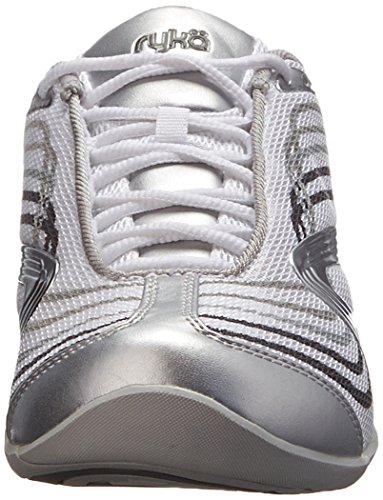Ryka Mujer Calzado deportivo de estudio D White Silver