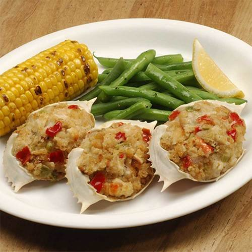 (Tampa Maid Captain Joe Stuffed Crab, 3 Ounce -- 72 per case.)