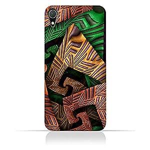 AMC Design Sony Xperia Z2 Fractal Art 04 Design Case - Multi Color