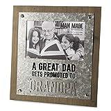 Man Made 14242 Grandpa Picture Frame