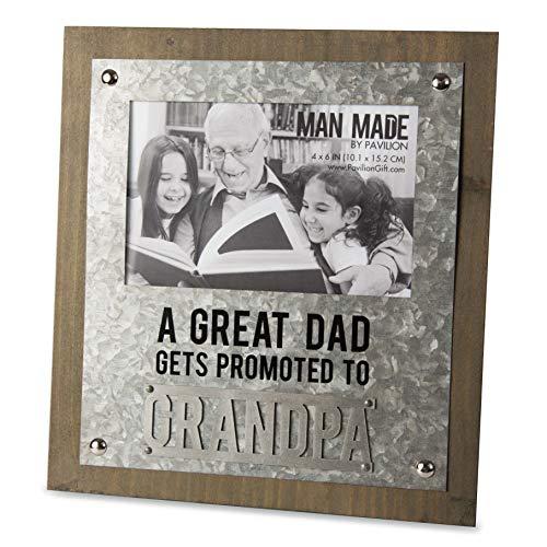 Pavilion Gift Company Grandpa Picture-Frame -