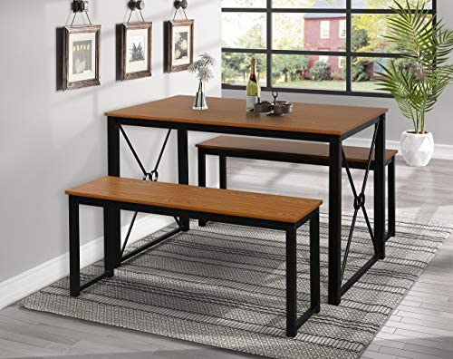 Rhomtree 3-Piece Dining Table