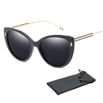 Gafas de sol de gran tamaño para hombre y mujer, lentes de espejo Aolvo,