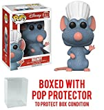 Funko Pop! Disney Ratatouille Remy Vinyl Figure (Bundled with Pop BOX PROTECTOR CASE)