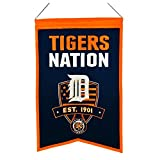 MLB Detroit Tigers Nations Banner