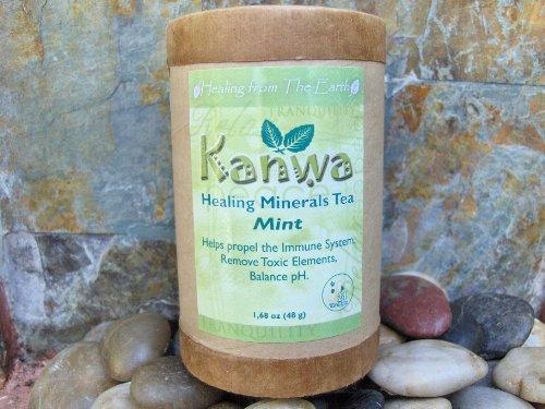Kanwa Tea Mint Zion Health 24 Bag