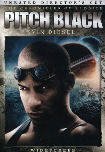 Chronicles of Riddick: Pitch Black (Widescreen) (Director's Cut) (Unrated) Vin Diesel Radha Mitchell Cole Hauser Keith David