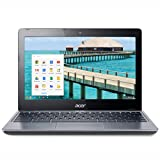 Acer 11.6in chromebook 4GB 16GB | C720-2844 (Renewed)