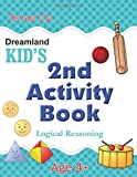 2nd Activity Book - Logic Reasoning (Kid's Activity Books)
