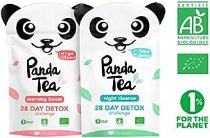 30% de réduction sur les cures thés détox Panda Tea