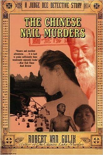 Book The Chinese Lake Murders: A Judge Dee Detective Story by Robert Van Gulik (2005-02-15)